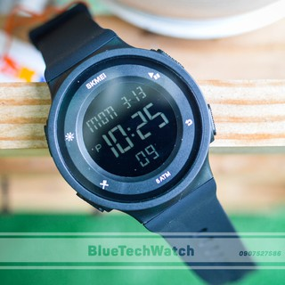 Đồng hồ Unisex SKMEI 1445 Silicon Thể thao ngoài trời chống nước