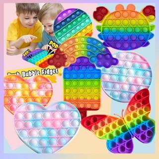 Pop it đồ chơi bóp bong bóng giảm căng thẳng giá rẻ cho trẻ em và người lớn - POP IT 2021 POPIT032021 thumbnail