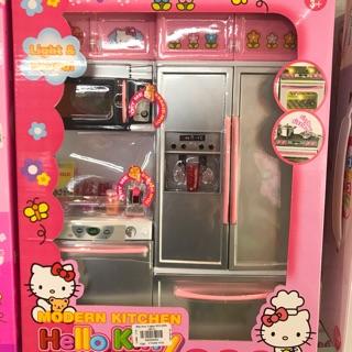 Bộ đồ bếp nấu ăn cho bé gái
