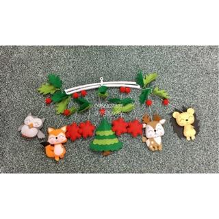 Yêu ThíchĐồ chơi treo nôi cũi handmade mẫu T5