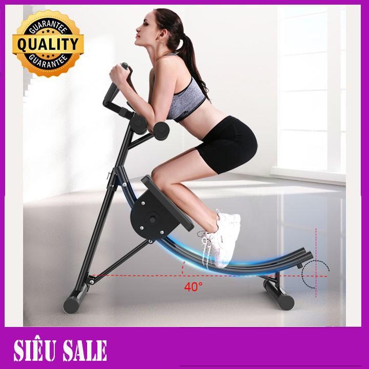Máy tập cơ bụng, lưng, tay, ngực, eo, hông Elipsport® AB Gym chính hãng -Máy tập bụng đa năng 4.0- Bảo hành 12 tháng