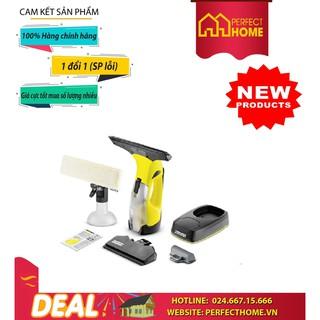 ( Hàng_Chính hãng) Máy phun rửa kính cầm tay WV 5 Premium Karcher 1.633-453.0