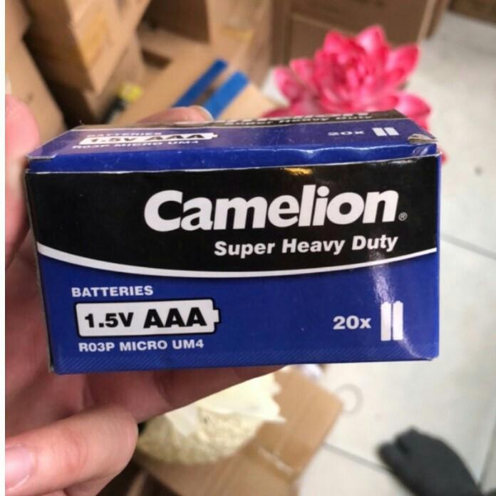 ☀️Giá Rẻ☀️ Pin Camelion 1.5V - Hộp 40 Viên Pin Tiểu AAA