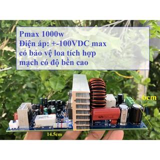 Mạch class D 1000W V5.2