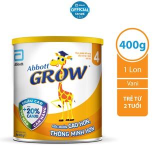 Sữa bột Abbott Grow 4 (G-Power) 400g thumbnail