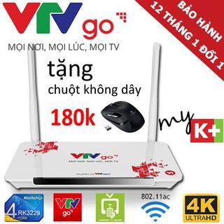 [Mã ELMS05 giảm 5% đơn 300k]Android tivi box VTV GO V1 chính hãng
