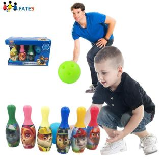 Children's Bowling Toy Set Indoor Baby Ball Parent-child Mutual Sports Tool Gifts