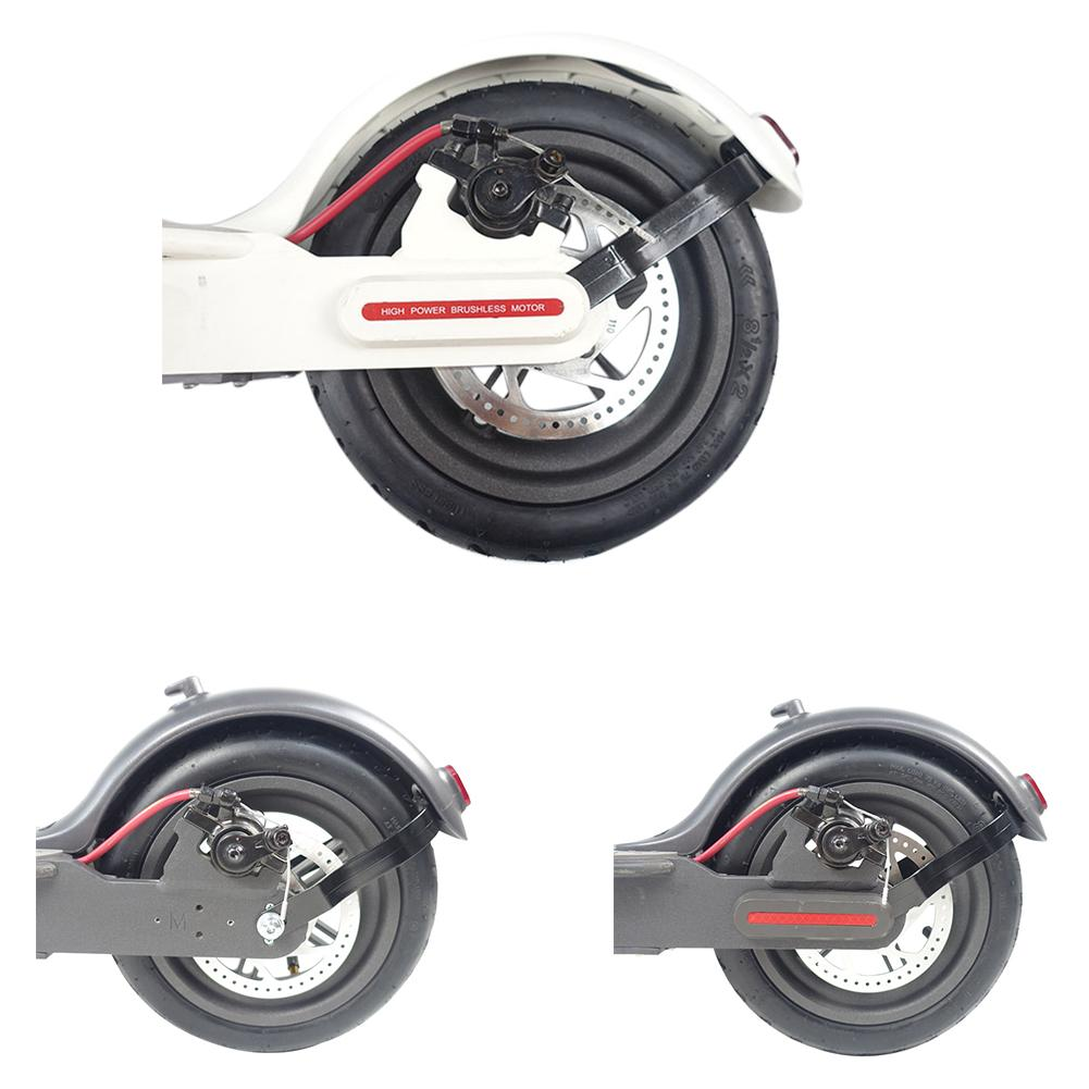Fixed Electric Scooter Modification Easy Install Mudguard