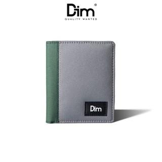 Ví Vải DIM Mixed Wallet - Đứng (Thiết Kế Gập Đôi, Đựng 8 - 10 Thẻ, Vừa CMND - GTX, Đựng Tối Đa 15 - 20 tờ tiền) - 3 Màu thumbnail
