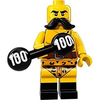 LEGO chính hãng – Lực sĩ cử tạ – Minifigures Series 17