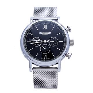 [Mã FARSBR153 giảm 15% đơn 150K] Đồng hồ nam JULIUS Hàn Quốc JAH-090 máy dây kim loại ( 2 màu )