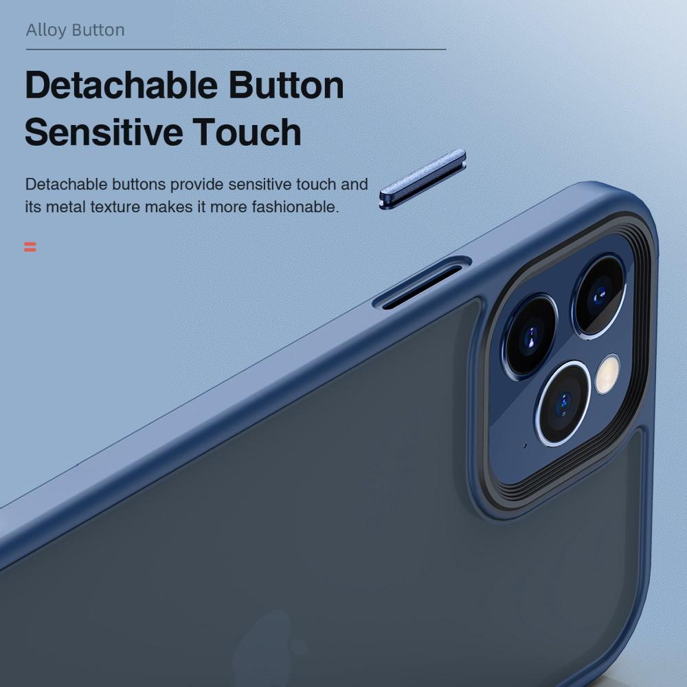 Ốp lưng nhám mờ iPhone 12/ 12 Pro/ 12 Pro Max/ 11/ 11 Pro/ 11 Pro Max hiệu Likgus - Hàng Chính Hãng