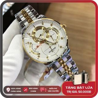 Đồng hồ nam Sunrise 1146SA FD full hộp, thẻ bảo hành 3 năm, kính sapphire chống xước, chống nước