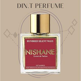 [DIN.T Perfume] - Nước Hoa Nishane Hundred Silent Ways thumbnail