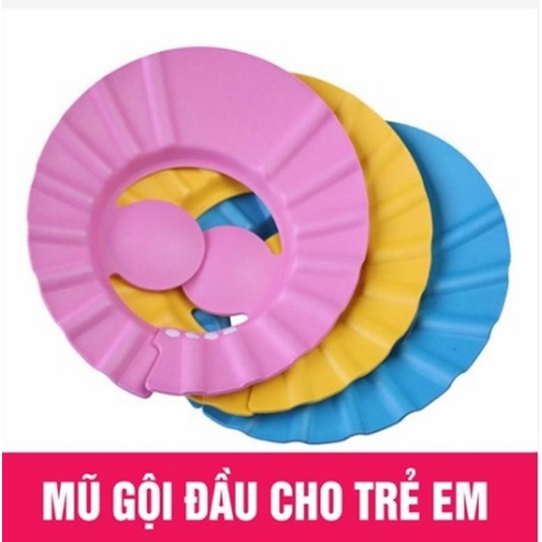 COMBO 2 Mũ gội đầu cho bé - 3347179 , 1004301756 , 322_1004301756 , 30000 , COMBO-2-Mu-goi-dau-cho-be-322_1004301756 , shopee.vn , COMBO 2 Mũ gội đầu cho bé