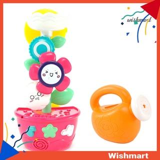Đồ chơi bánh xe nước hình hoa hướng dương dễ thương cho bé
