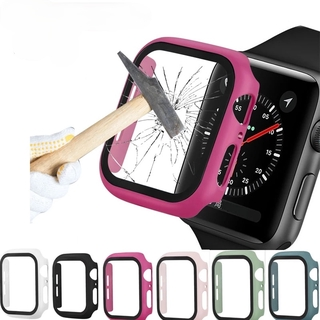 Kính Cường Lực Siêu Mỏng Chống Bám Vân Tay Cho Apple Watch Iwatch 6 / 5 / 4