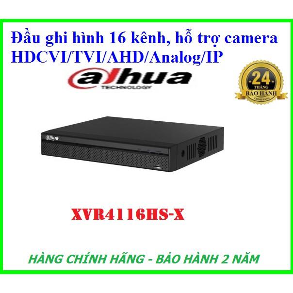 Đầu ghi hình 16 kênh Dahua XVR4116HS-X
