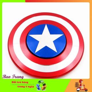 [KHUYẾN MẠI KHỦNG] Con quay Fidget Spinner Captain American cho bé cực chất siêu bền