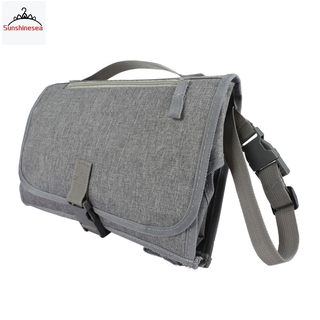 Baby Changing Mat Waterproof Mummy Bag Baby Stroller Foldable Diaper Changing Pad Travel Table Changing Station