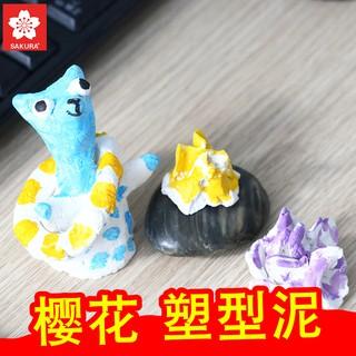 Bộ Đồ Chơi Đất Sét Sakura 540-8508