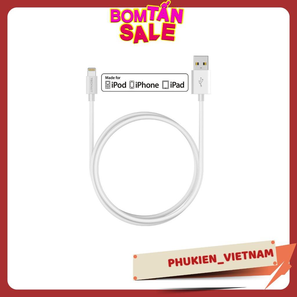 Cáp sạc Lightning FOXCONN dành cho dòng iPhone/iPad/iPod