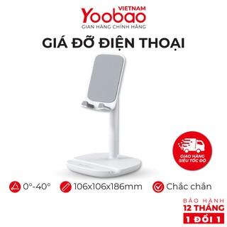 Giá đỡ điện thoại để bàn YOOBAO B1 - Màn hình 4-11 inch Khung gấp gọn - Hàng chính hãng Bảo hành 12 tháng 1 đổi 1