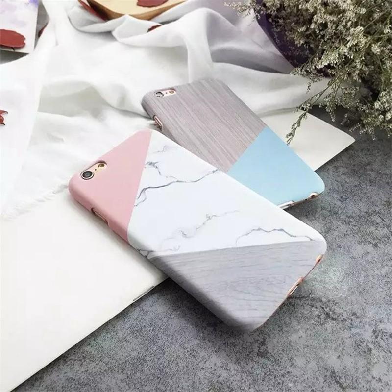 Ốp lưng vân cẩm thạch cho  iPhone6/6s/7P