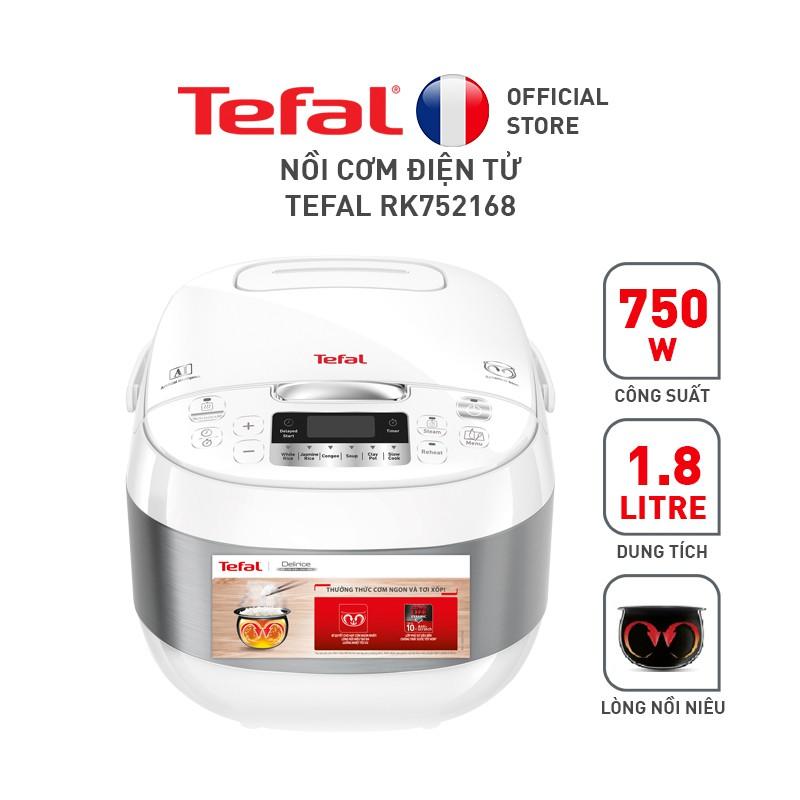 Nồi cơm điện tử Tefal RK752168 1.8L 750W