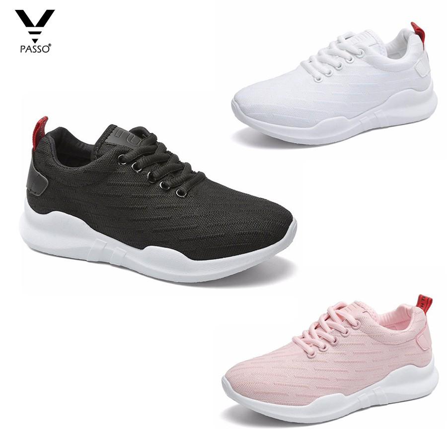 (FREE SHIP) Giày Sneaker Nữ PASSO G045