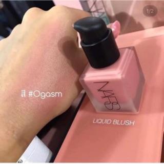 Má hồng dạng kem Nars Liquid Blush thumbnail
