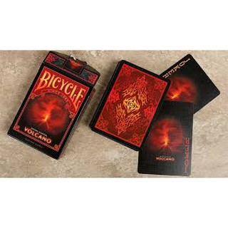 Bài Tây BICYCLE VOLCANO Playing cards