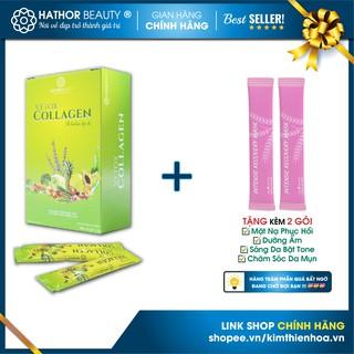 Cốm uống giúp da Khỏe Đẹp – Vetox Collagen   Hathor Beauty (Kim Thiên Hoa)
