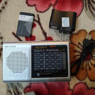 Đài nghe tiếng anh nghe nhạc sony SW - 515UA thumbnail