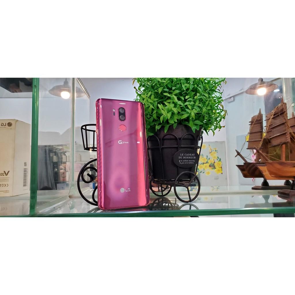 Điện Thoại LG G7 - Siêu tuyệt Đỉnh Âm Thanh    Siêu Chip Snap 845    Ram 4/64G    Tại Playmobile