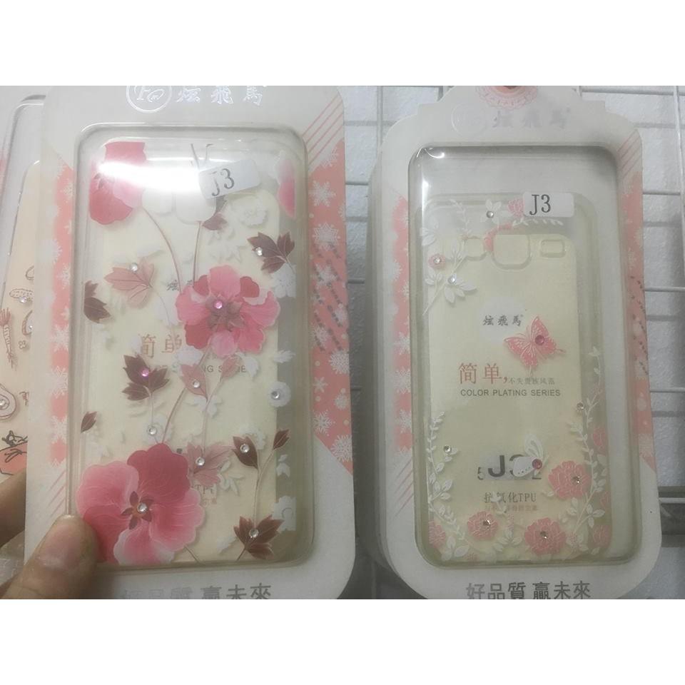 Ốp Lưng hình hoa đính đá cho Samsung Galaxy J3 - 2490970 , 851183738 , 322_851183738 , 35000 , Op-Lung-hinh-hoa-dinh-da-cho-Samsung-Galaxy-J3-322_851183738 , shopee.vn , Ốp Lưng hình hoa đính đá cho Samsung Galaxy J3