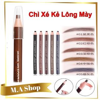 Chì Xé Kẻ Lông Mày Coloured Soft Cosmetics Chì Kẻ Chân Mày thumbnail