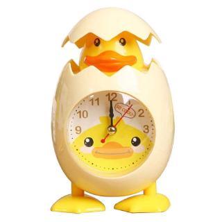 Đồng hồ báo thức hình trứng hoạt hình xinh xắn