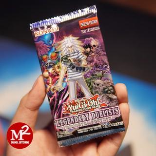 Túi thẻ bài yugioh Legendary Duelists Immortal Destiny Yugioh Booster Pack – 05 Lá bài – Nhập khẩu USA