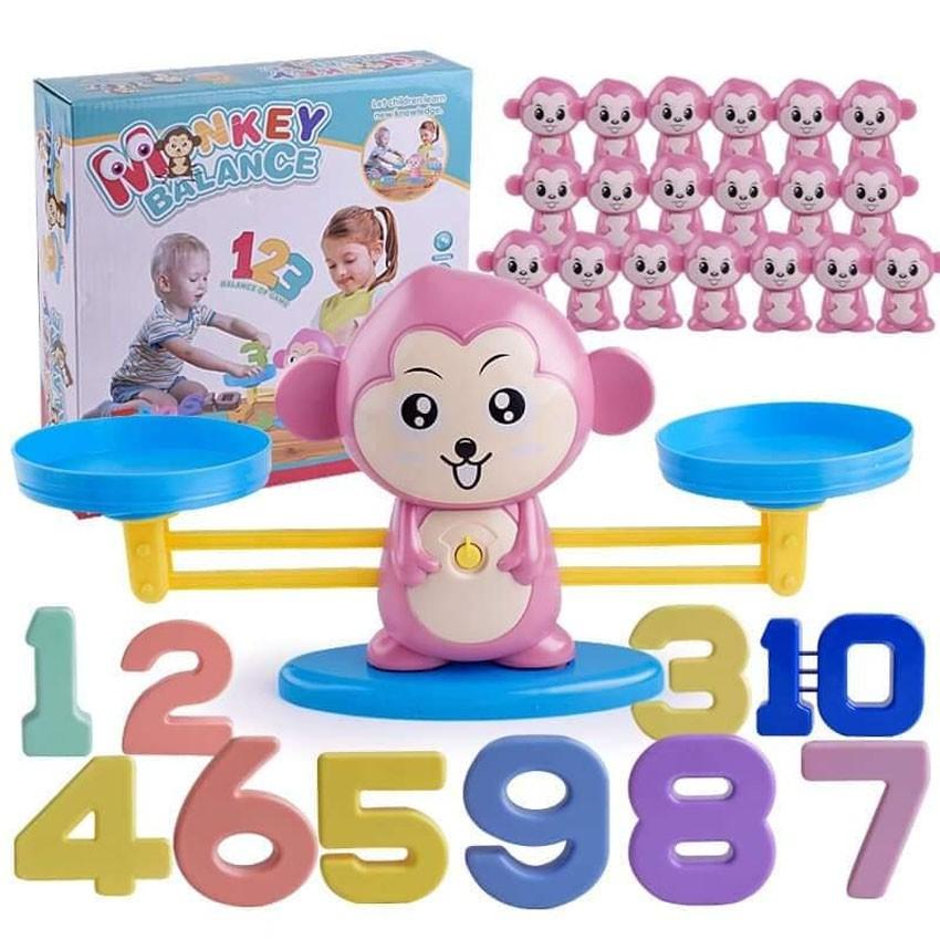 Bộ đồ chơi Cân thăng bằng_ Vui học toán(Puppy_up)