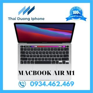 Máy tính MacBook Air 2020 M1 13 inch – CPU M1/RAM 8GB - Chính hãng