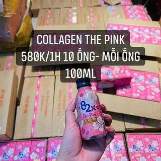 Nước Uống Đẹp Da Collagen 82X The Pink – Nước Uống Trắng Da Nhật Bản