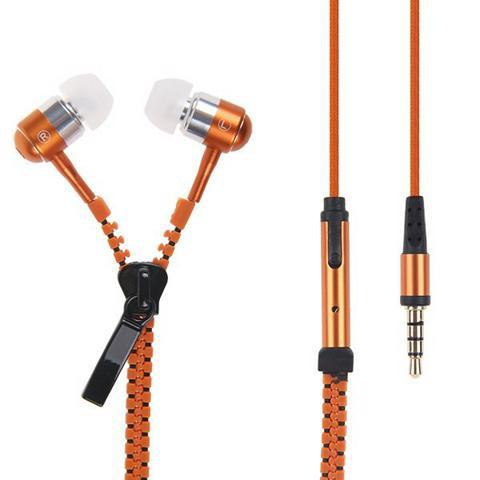 Tai nghe khóa kéo chống rối Zipper
