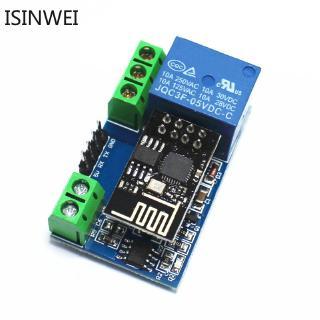 Mô-đun rơ-le wifi ESP8266 5V cho công tắc điều khiển nhà thông minh