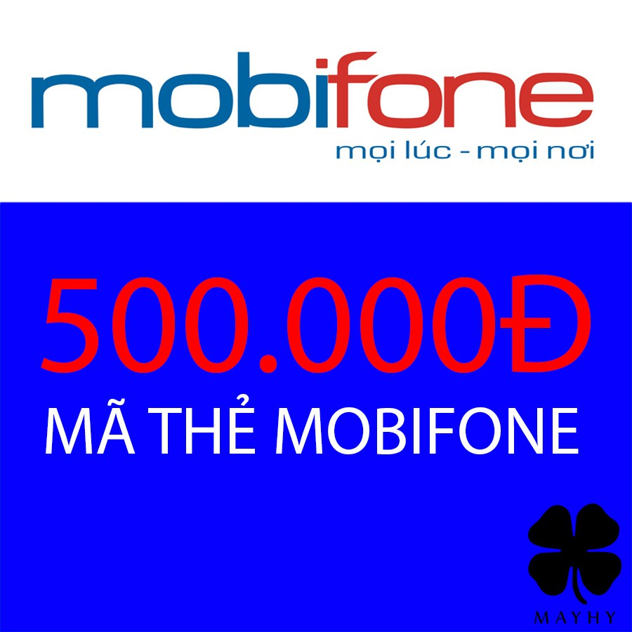 Mã thẻ Mobi 500.000