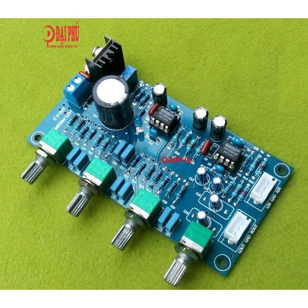 Mạch chỉnh âm sắc nguồn đơn OPA2604 HIFI DC 12-35V - DIY loa kéo dùng bình - 3351907 , 1012147801 , 322_1012147801 , 410000 , Mach-chinh-am-sac-nguon-don-OPA2604-HIFI-DC-12-35V-DIY-loa-keo-dung-binh-322_1012147801 , shopee.vn , Mạch chỉnh âm sắc nguồn đơn OPA2604 HIFI DC 12-35V - DIY loa kéo dùng bình