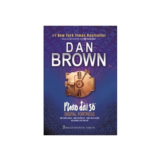 Cuốn sách Pháo Đài Số (Bìa Mềm) - Tác giả: Dan Brown - 3449378 , 1320381482 , 322_1320381482 , 140000 , Cuon-sach-Phao-Dai-So-Bia-Mem-Tac-gia-Dan-Brown-322_1320381482 , shopee.vn , Cuốn sách Pháo Đài Số (Bìa Mềm) - Tác giả: Dan Brown