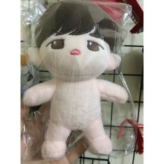 [có sẵn] Only doll 15cm Jjaenmoong+Jjaengu con bố Jaehwan Tặng thêm outfit