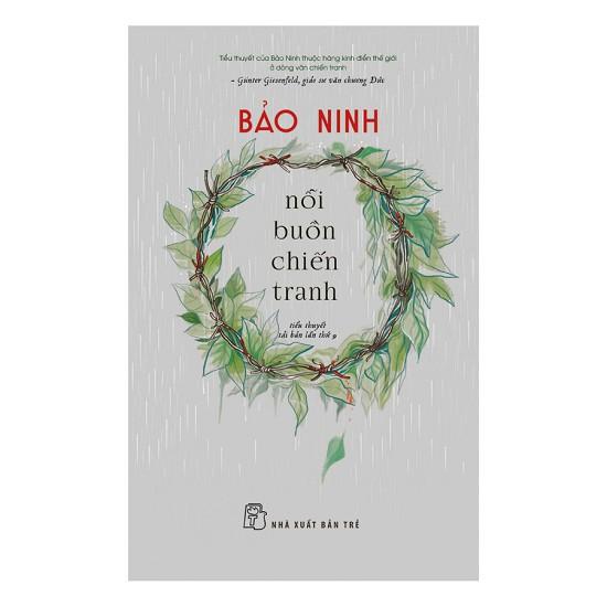 Sách - Nỗi buồn chiến tranh Bảo Ninh - 2510002416610