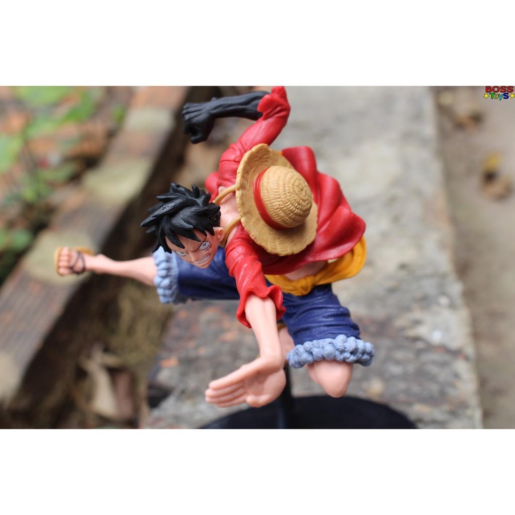 Mô hình Thuyền trưởng Luffy One Piece
